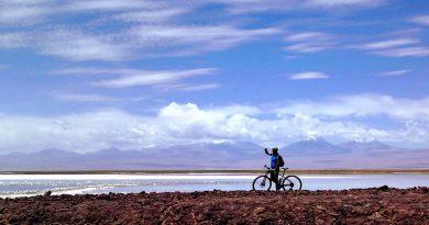 bicicleta deserto atacama