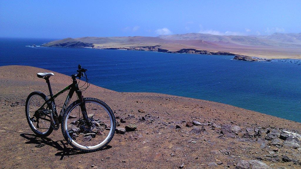 bicicleta mar