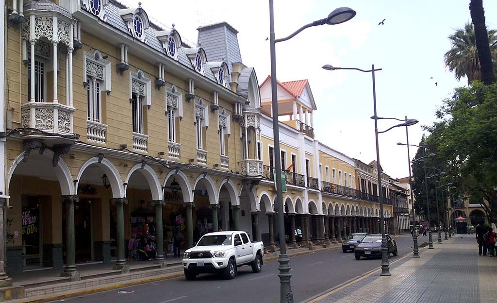 cidade cochabamba