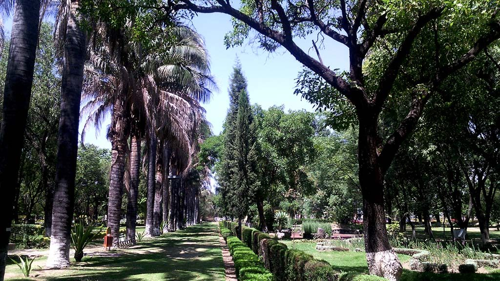 jardim botanico cochabamba