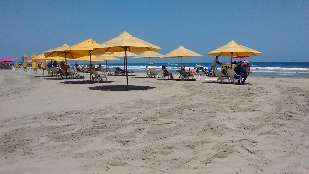 praia de bocagrande cartagena colombia