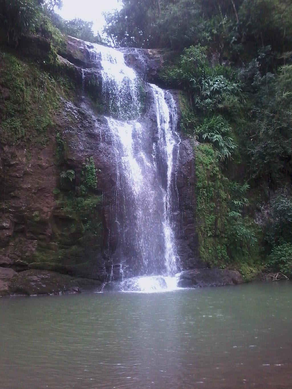 cachoeira recanto ferrovia trigo