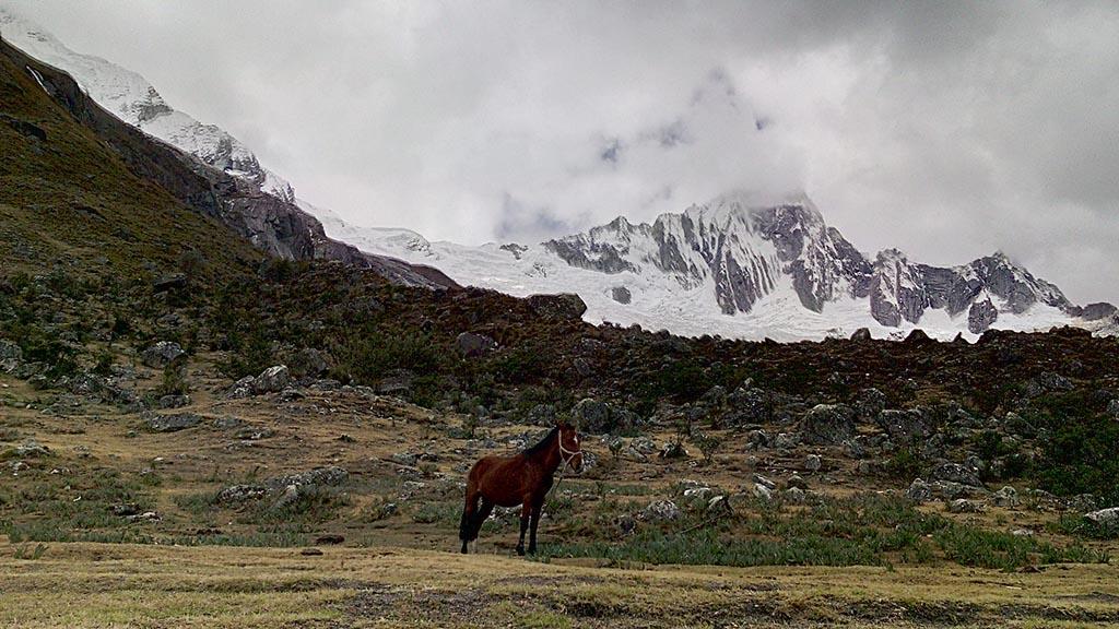 trekking de 4 dias coridilheira branca