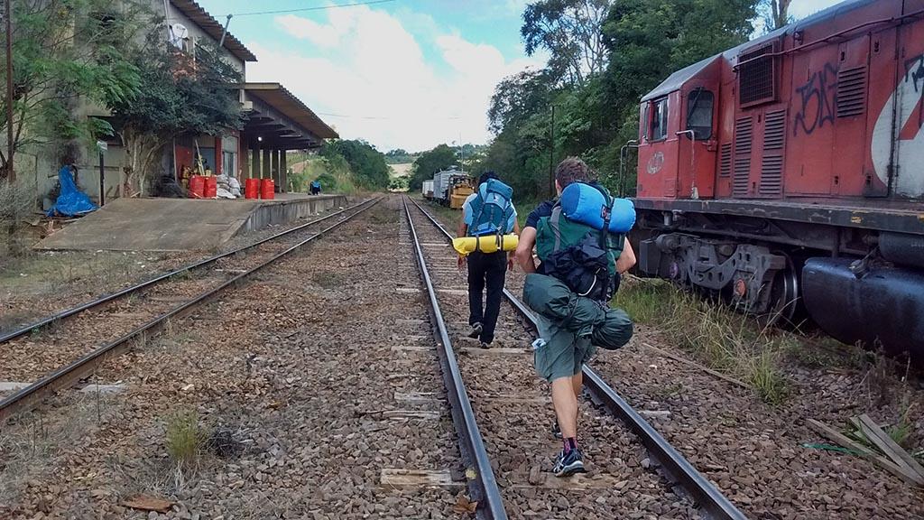 Trrekking Ferrovia do Trigo