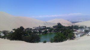 oasis deserto lago