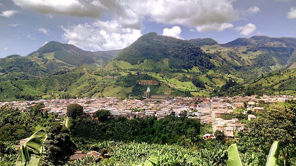 cidade montanhas