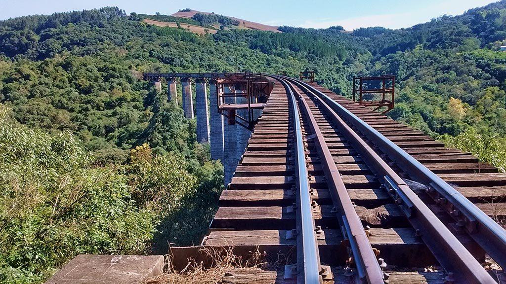 viaduto mula preta guaporé rio grande do sul
