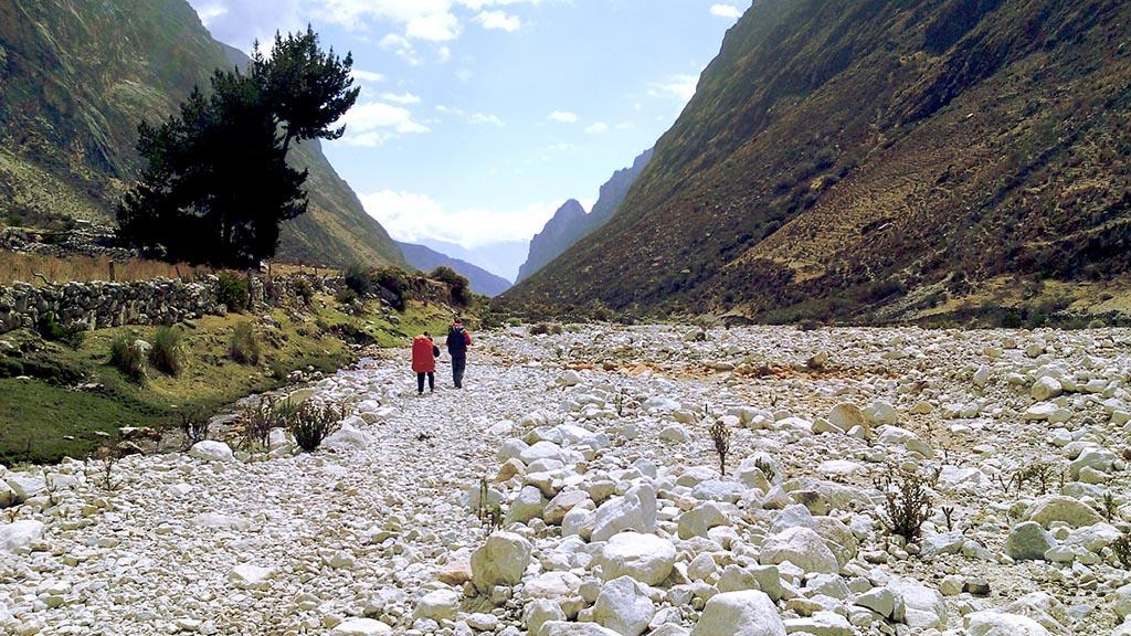 trekkings e trilhas em huaraz