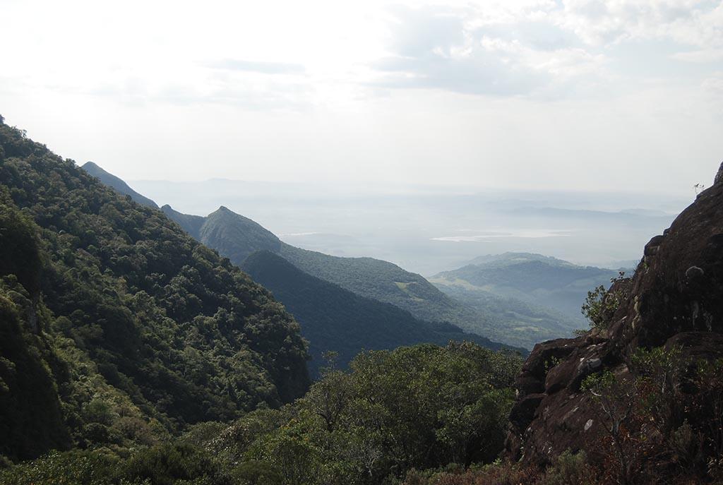 quilômetros trekking canion josafaz