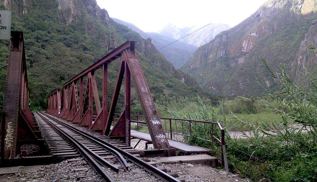 ponte montanhas