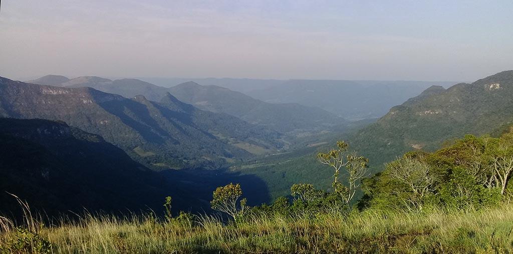 vale montanhas