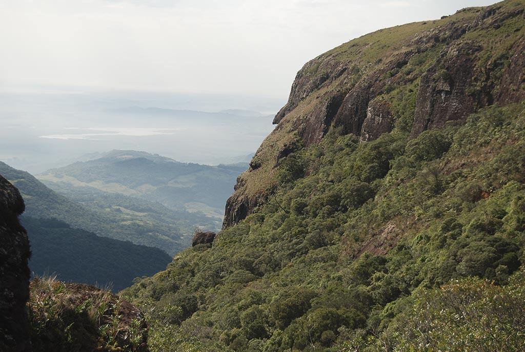montanha vale
