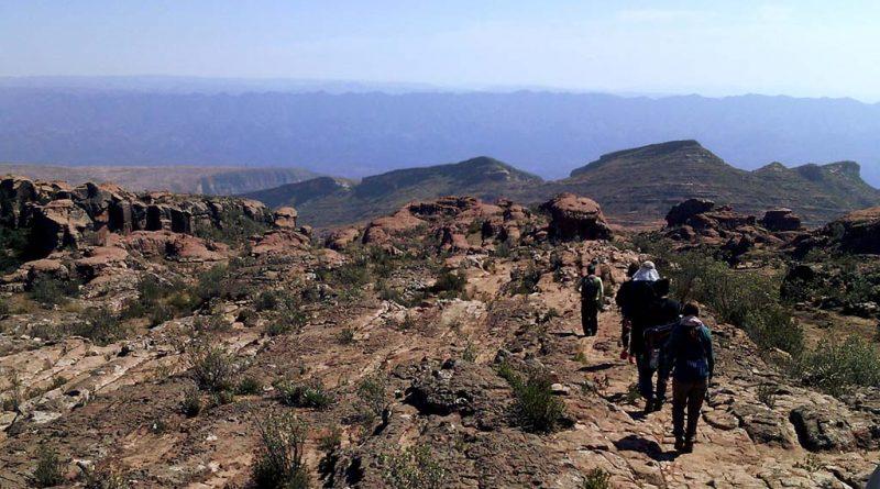 trekking toro toro bolivia