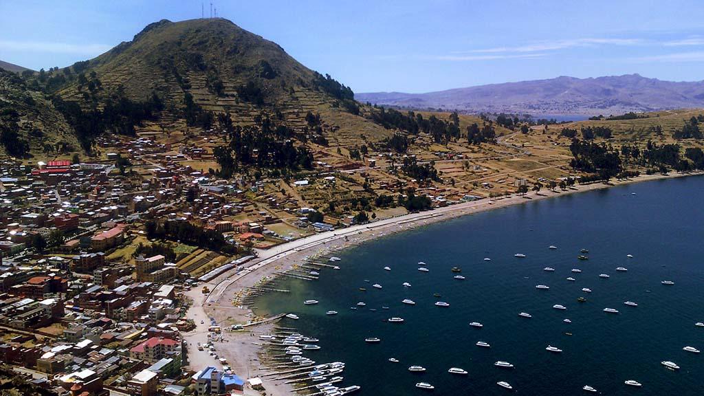 o que fazer em copacabana bolivia