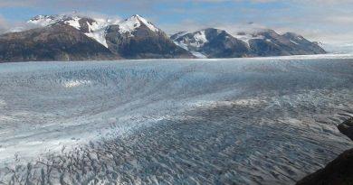 glacial gelo montanhas