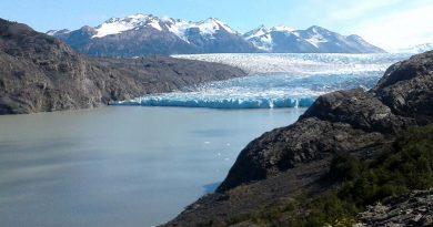 glacial lago