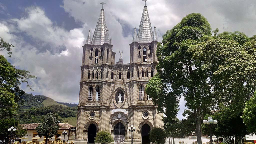 igreja el jardin colombia