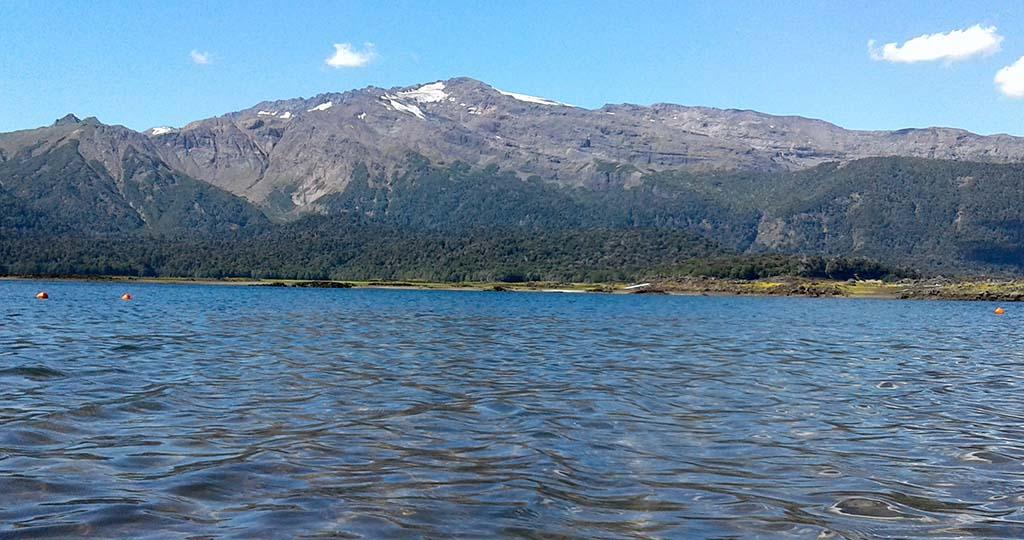 lago montanhas