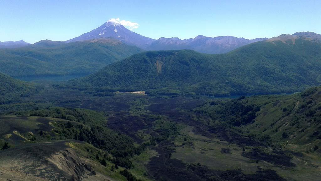 vale vulcão lanin