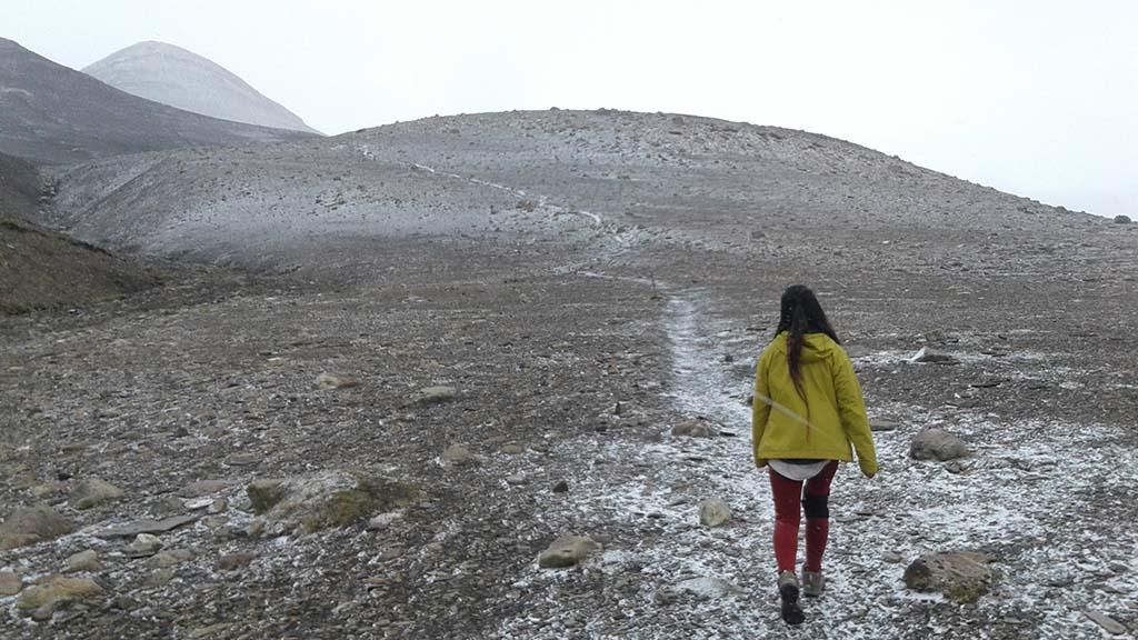 el chalten argentina neve
