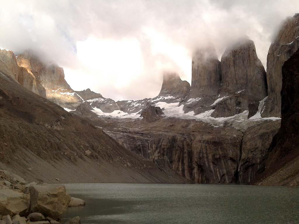 Mirador Las Torres del Paine