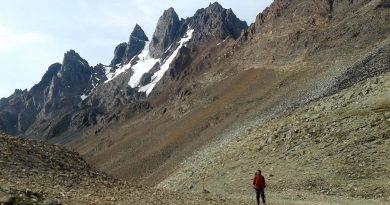 montanhas homem