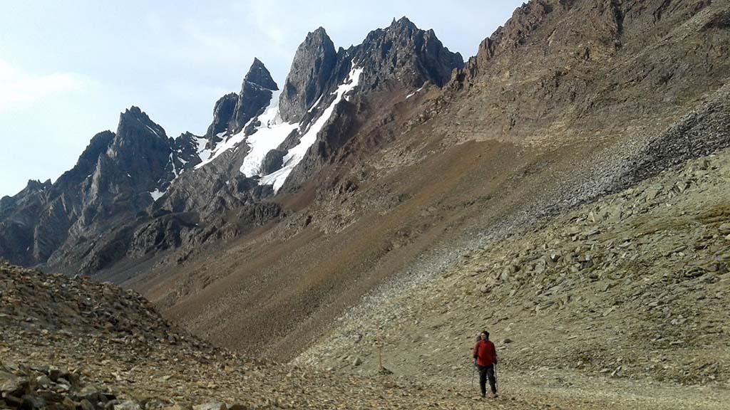 Passo John Gardner TDP Chile