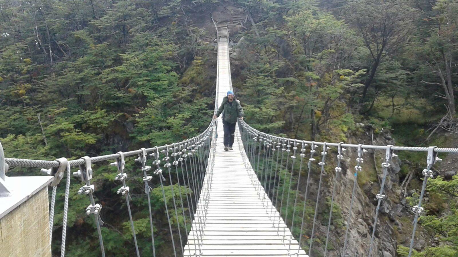 homem ponte