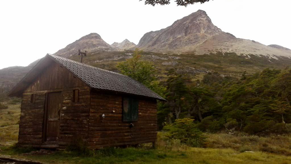 refugio casa montanha