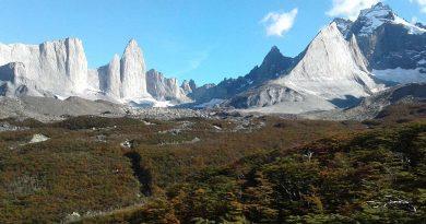 montanhas floresta