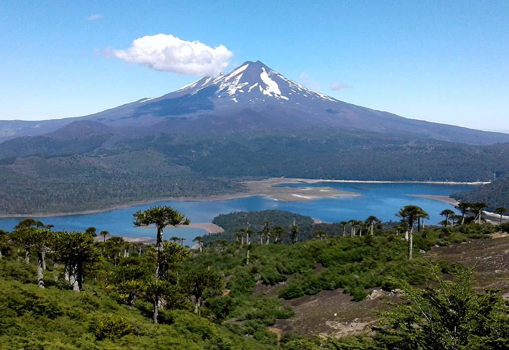 vulcão llaima chile