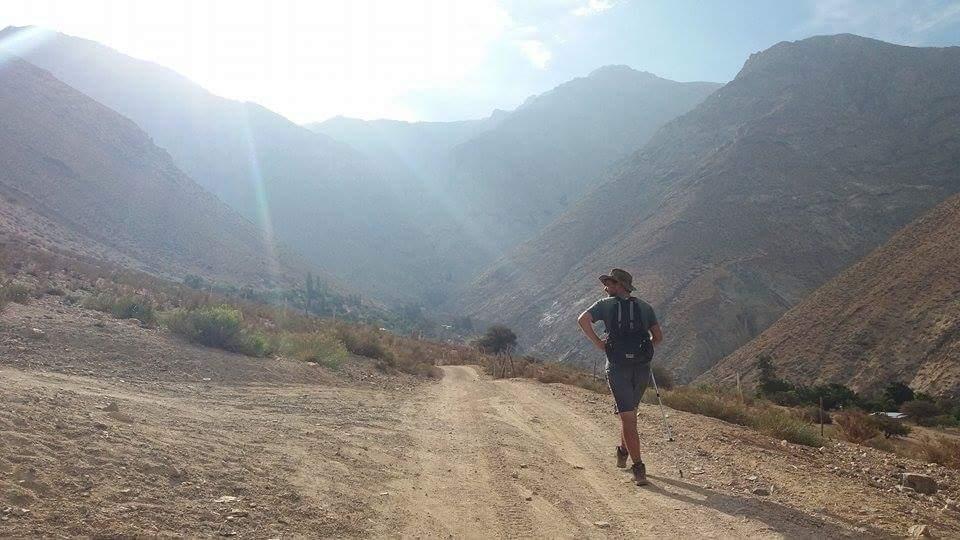 trilha trekking elqui chile