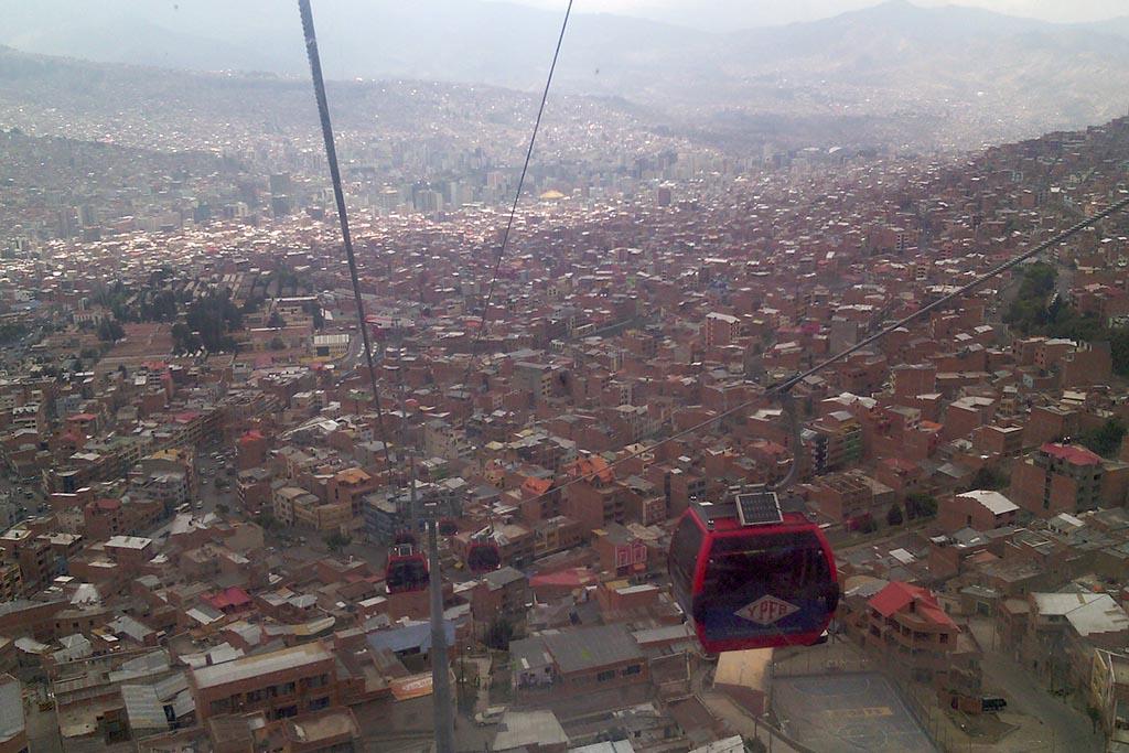 la paz cidade bolivia