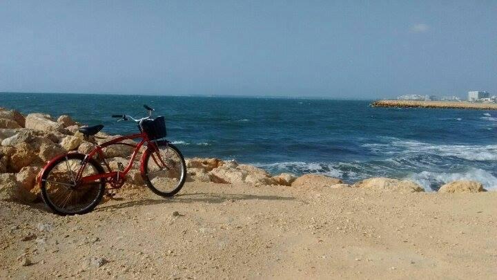 andar bicicleta cartagena