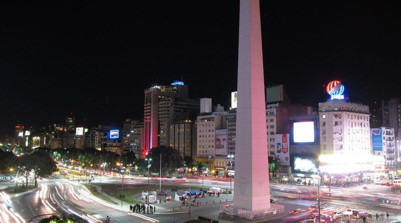 cidade de buenos aires obelisco