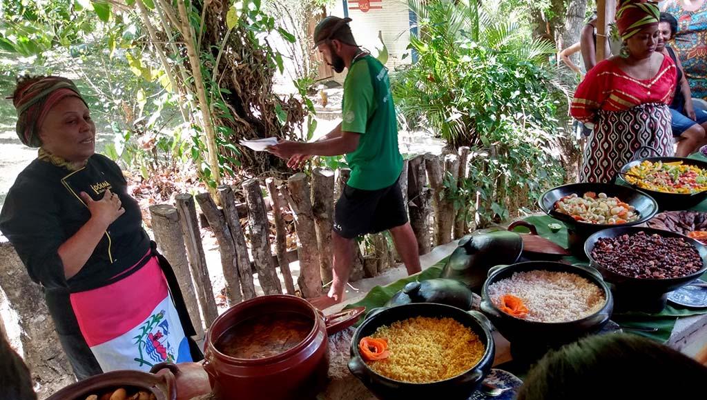 culinária afro-brasileira baobá mãe neide