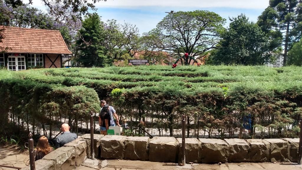 labirinto verde nova petrópolis ponto turistico