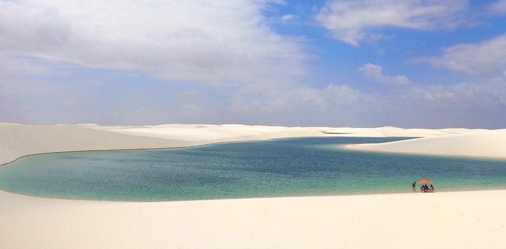 praia maranhão lagoa das andorinhas