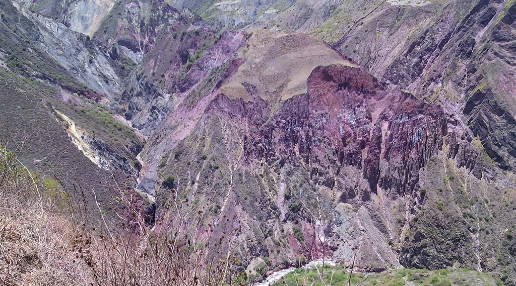montanhas de sorata