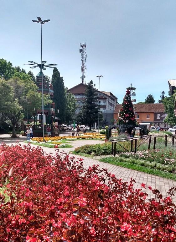 cidade gaúcha de nova petrópolis turismo