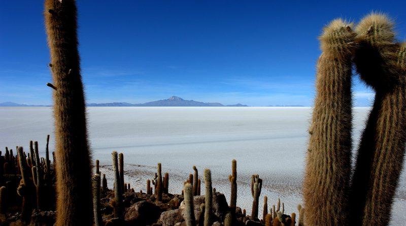como chegar salar uyuni bolívia