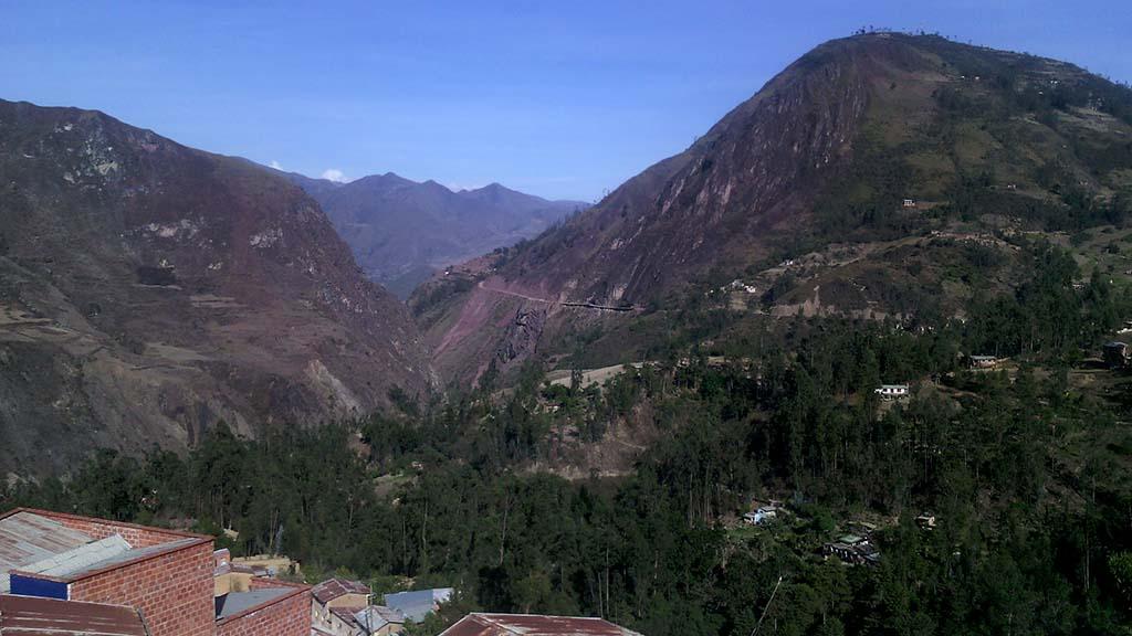 sorata cidade na bolivia