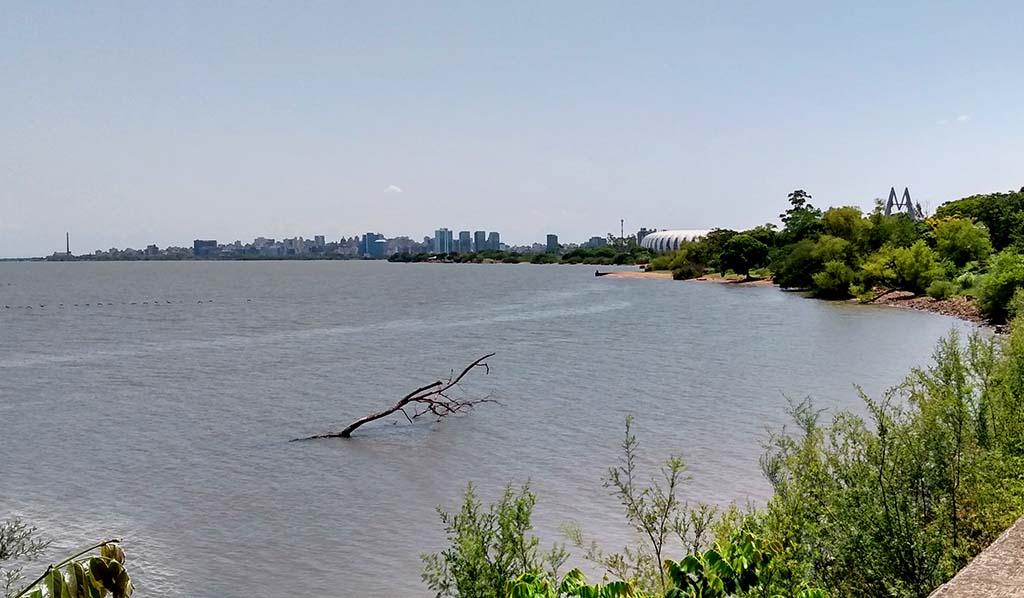 lago guaíba porto alegre